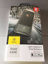 For Apple iPhone 7 / 7 Plus Slim Carbon Fiber Texture Shockproof Soft TPU Case