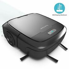 PureClean PUCRC50 Robot Automatic Floor Cleaner W/ Mop, Sweep, Dust, Vacuum