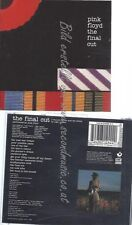 CD--PINK FLOYD--THE FINAL CUT -  VERSION- [EXPLICIT]