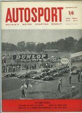 AUTOSPORT 30 dicembre 1960 * CAPE GRAND PRIX *