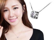 Unbranded Cubic Zirconia Alloy Fashion Necklaces & Pendants