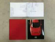 BOOK FERRARI GTO , LIMITED , NEW
