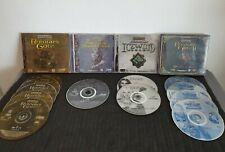 Baldur's Gate 1/2 y Cuentos de la espada Costa/Icewind Dale, paquete de PC