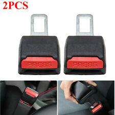 2X Car Safety Seat Belt Buckle Extender Extension Clip Alarm Stopper Universal