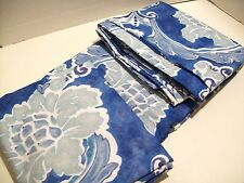 Pottery Barn Multi Colors Cotton Jacey Floral Palampore King Duvet Cover New