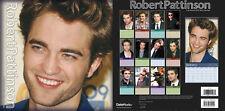 Robert Pattinson 16 Month 2011 MINI Wall Calendar Sealed Twilight Edward Cullen