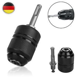Bohrfutter Zahnkranz SDS-PLUS Spannfutter 1-10 mm Bohrkopf Bohrmaschinenfutter