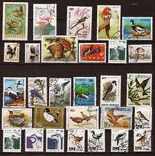 Tous pays   LES OISEAUX- Birds   diversité des oiseaux dans le monde  1M62b