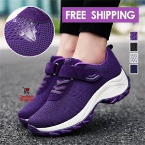 Women's Comfortable Woven Knit Sneakers