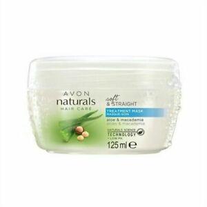 Avon Naturals Hair Treatment M@sk aloe & macadamia
