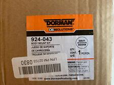 Dorman 924-043 Subframe Bushing Kit Fits Buick Cadillac Oldsmobile Pontiac