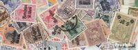 Dt. Besetzung im 1. Weltkrieg Briefmarken 25 verschiedene Marken