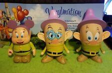 "DISNEY Vinylmation 3"" Park Set 1 Dopey Lot Animation Popcorn Variant Jeweled Eye"