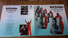Neil Sedaka LP: The Tra-La Days are Over