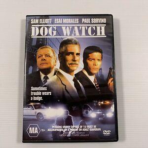 Dog Watch (DVD 2004) 1996 film Sam Elliott Paul Sorvino Region 4