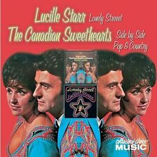 SEALED 2 LPs on 1 CD: Lucille Starr - Lonely Street - Canadian Sweethearts