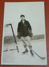 Postcard Feuille D'Erable Hockey Team (Emile Dion)