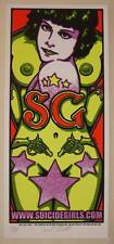 2003 Suicide Girls - Silkscreen Art Print S/N by Jeral Tidwell