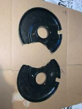 FORD  CORTINA mk2 LOTUS GT 1600E FRONT DISC BRAKE BACKING PLATES