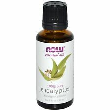 Eucalyptus (100% Pure), 1 oz - NOW Foods Essential Oils