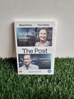 The Post 2017 Starring Meryl Streep & Tom Hanks New Sealed UK