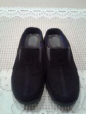 Dr Scholls Gel Cushion Insoles Womens black Mule shoes Size 7M