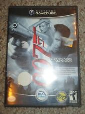 James Bond 007: Everything or Nothing (Nintendo GameCube, 2004) Complete GREAT
