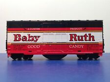"""HO Scale Tyco """"Baby Ruth"""" NADX 5324 High Cube Freight Train Car"""