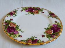 Royal Albert England Bone China Old Country Roses bread & butter dessert plate