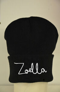 Zoella youtube blogger Beanie Lots Of Colours - Cotton Custom Hat Gift