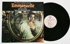★ LP ★ Pierre Bachelet EMMANUELLE Original Soundtrack Music ★ Sylvia Kristel VG+