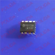 50PCS Operational Amplifiers IC TI DIP-8 LM358P LM358PE4 LM358PE3 LM358