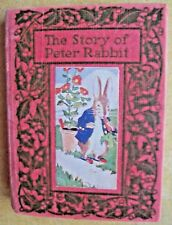 L Frank Baum~THE STORY OF PETER RABBIT & A CHILD'S VISIT TO THE ZOO (1911) RARE!