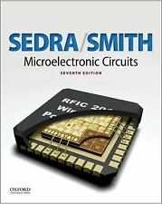 Microelectronic Circuits 7th (by Sedra/ Smith): Instructor's Ed.
