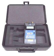 MERIAM INSTRUMENT D0500MB DIGITAL MANOMETER B0406N018