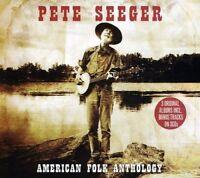 PETE SEEGER - AMERICAN FOLK ANTHOLOGY 3 CD NEU