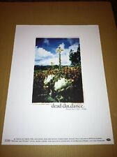 DEAD CAN DANCE 2001 PROMO POSTER CARDSTOCK for Box Set CD USA MINT 18x24