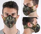 Latest Uniquely Designed Outdoor Woodland army Print Gym Sports Unisex Face mask