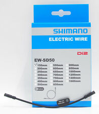 Shimano EW-SD50 Di2 9070 6870 6770 Electric Gear Cable Wire E-Tube, 150mm