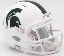 Riddell Michigan State Spartans 2017 NCAA Replica Speed Mini Football Helmet