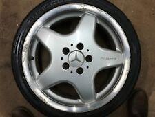 """Genuine Mercedes Benz Classe a AMG W168 17"""" Posteriore di Ricambio Ruota in Lega A1684010802"""
