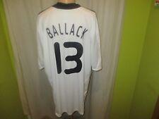 "Deutschland ""DFB"" Nr.828 Adidas Heim EM Trikot 2008 + Nr.13 Ballack Gr.XXXL Neu"