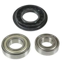 Machine à laver tambour bearing /& oil seal kit pour candy lave-glace 6205Z 6204Z