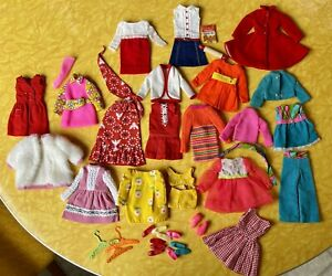 Vintage Skipper Clothing & Shoes Lot * Good Condition * Blythe Doll