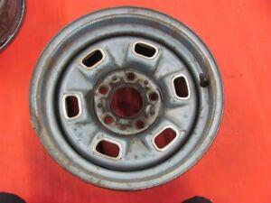 Original Nova El Camino 14X7 Rally Wheel Rim 78 79 Camaro K-1-9-4-18-UD