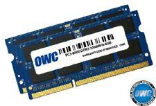 OWC ram 8GB (2 x 4GB) 204-Pin SODIMM PC3-8500 DDR3 1066MHz  memory for Mac