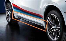 Original BMW X6 E71 E72 M Rendimiento Derecho Rocker Panel - Encebado 2208648