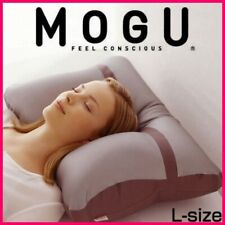 MOGU Metal MOGU Pillow Feels good The Popular L size White with a cover