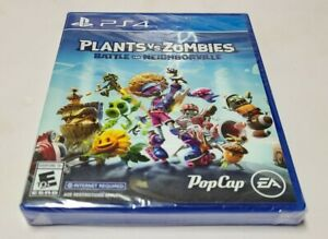 Plants vs. Zombies: Battle for Neighborville (Playstation 4, 2019) PS4 NEW