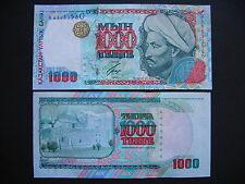 KAZAKHSTAN  1000 Tengé 2000  (P22)  UNC